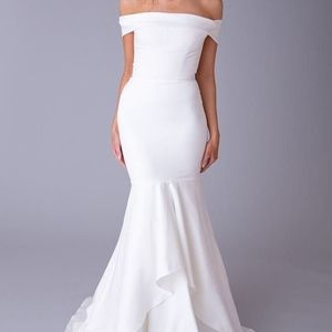 Sarah Seven Prosecco Wedding dress